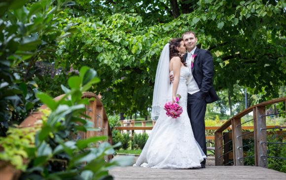 Esküvői fotó - Viki és Szilárd