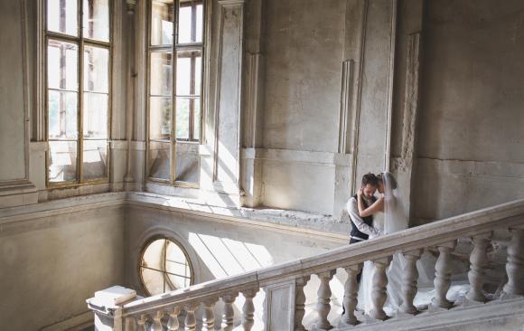 Esküvői fotózás - Bia és Zoli