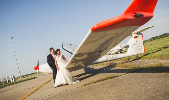 Esküvő fotózás - Bea és Jocó
