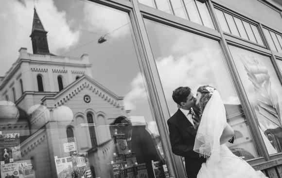 Esküvő fotózás - Mónika és Yves
