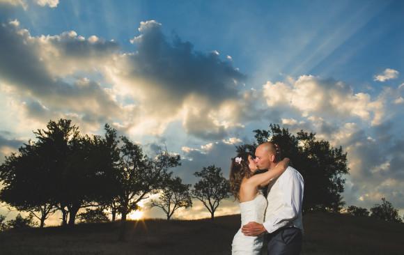 Esküvői fotózás - Anna és Gyuszi
