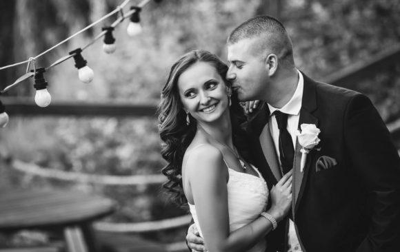 Mesi és Gabi - esküvő fotózás