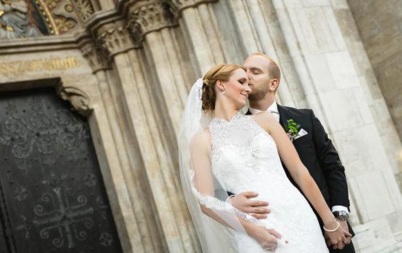 Zsuzsi és Geri - esküvői fotózás